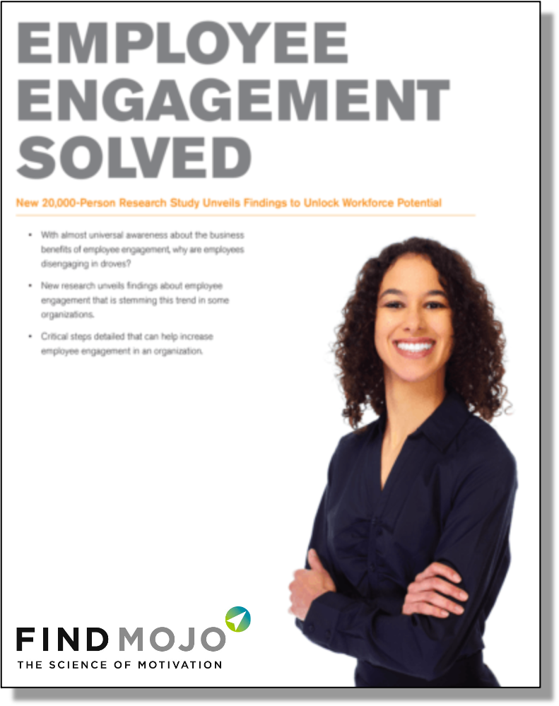 Employee Engagement Solved